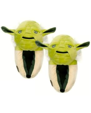 Pantufa-Yoda-3D-Ricsen-Star-Wars-Antiderrapante