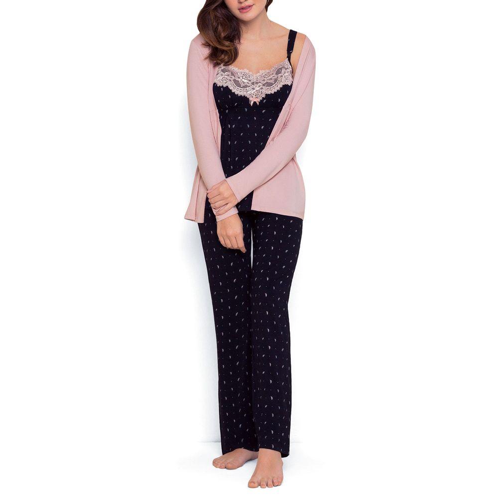 Pijama-Maternidade-Any-Any-3-Pecas-Viscolycra
