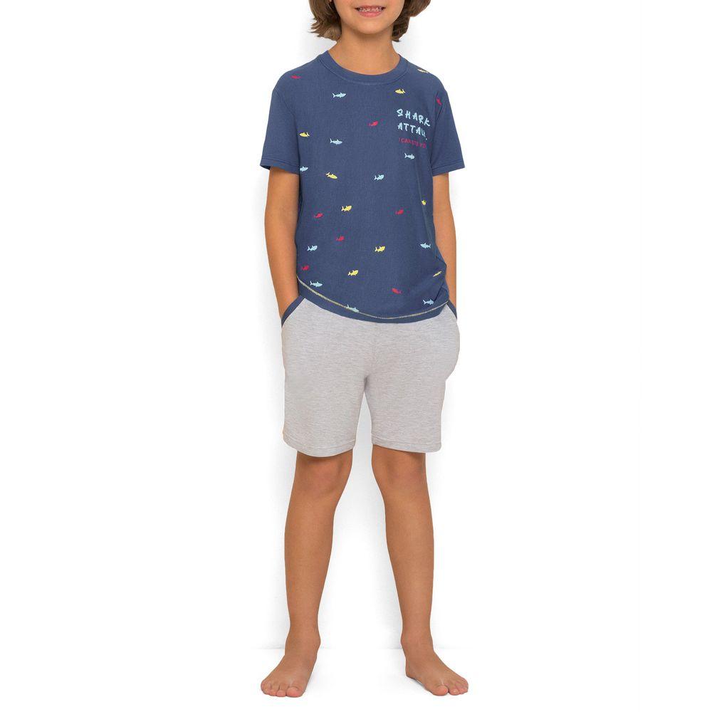Pijama-Infantil-Masculino-Any-Any-Viscolycra-Tubarao