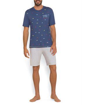 Pijama-Masculino-Curto-Any-Any-Viscolycra-Tubarao