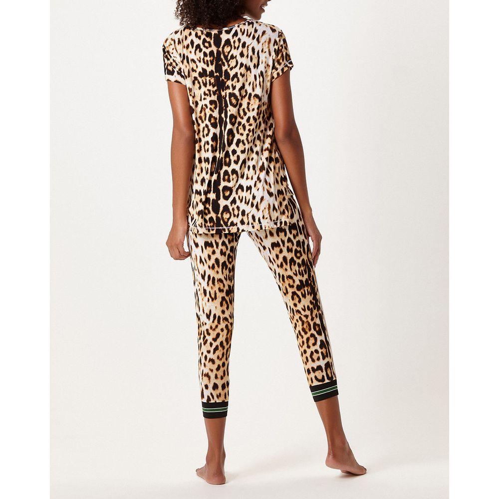 Pijama-Capri-Joge-Viscolycra-Animal-Print-Punhos