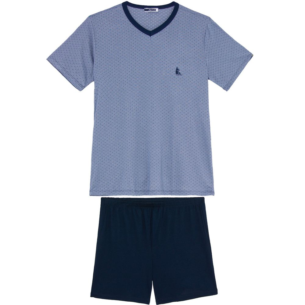 Pijama-Masculino-Lua-Cheia-Piquet-Short-Viscolycra