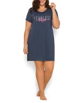 Camisola-Plus-Size-Any-Any-Visco-Premium-Fearless