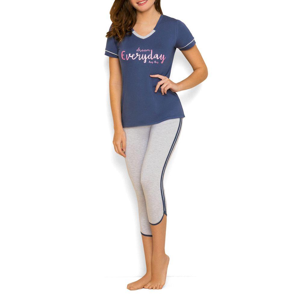 Pijama-Capri-Any-Any-Visco-Premium-Estampa-Metalica