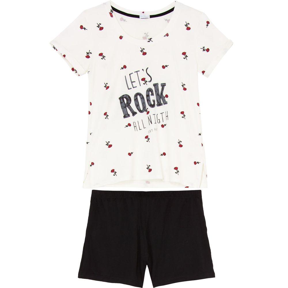 Shortdoll-Any-Any-Visco-Premium-Rosas-Let-s-Rock