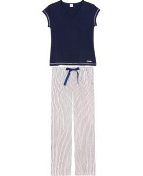 Pijama-Feminino-Lua-Encantada-Modal-Calca-Listras