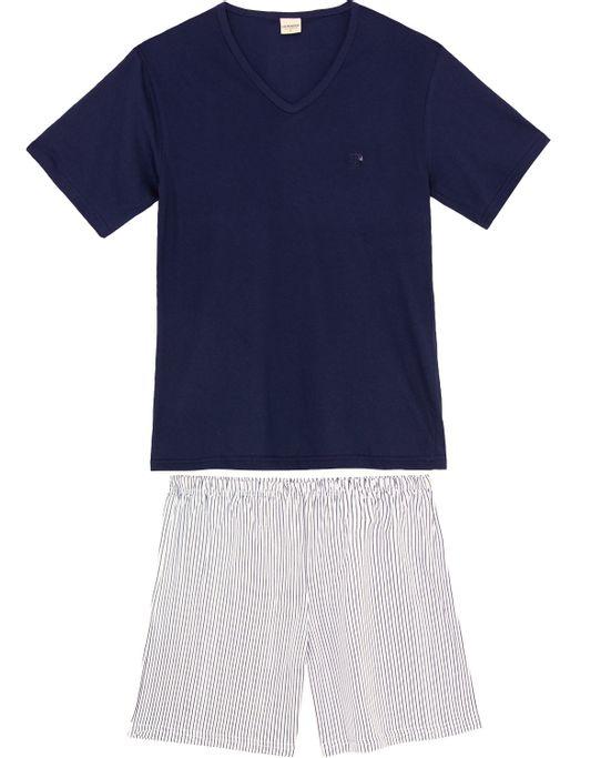 Pijama-Masculino-Lua-Encantada-Algodao-Short-Listras