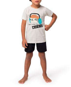 Pijama-Infantil-Masculino-Toque-Algodao-Bicho-Preguica