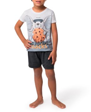 Pijama-Infantil-Masculino-Curto-Toque-Poliplex-Ratinho