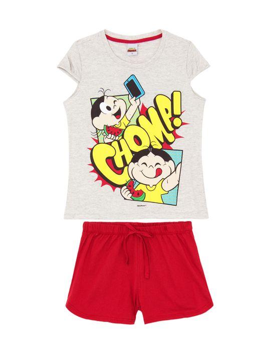 Pijama-Juvenil-Turma-da-Monica-Algodao-Magali