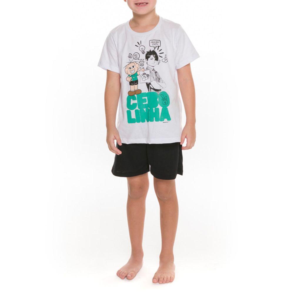 Pijama-Infantil-Turma-da-Monica-Filme-Cebolinha-Algodao