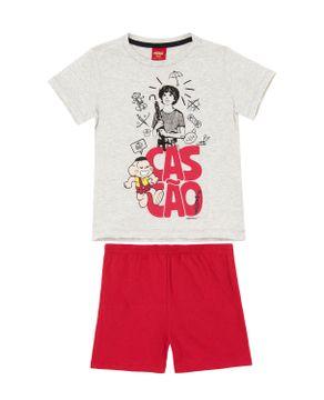 Pijama-Infantil-Turma-da-Monica-Filme-Cascao-Algodao