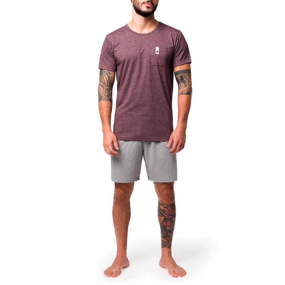 Pijama-Masculino-Toque-Curto-Malha-Moline-Bolso