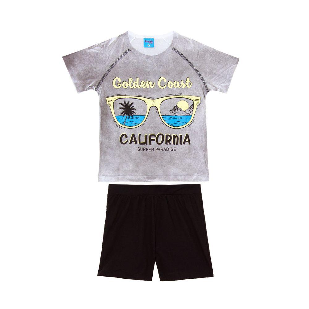 Pijama-Infantil-Masculino-Borth-Boys-Algodao-California