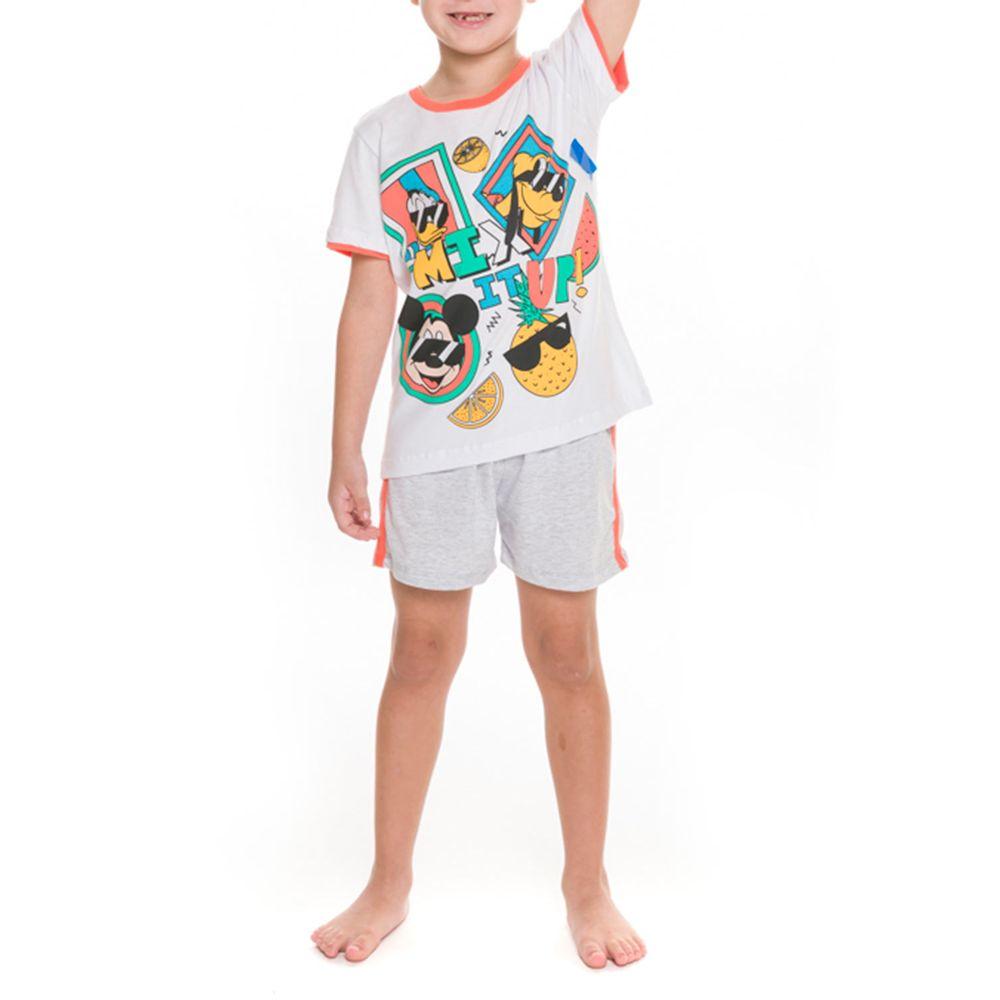 Pijama-Infantil-Masculino-Disney-Algodao-Mickey-Pluto