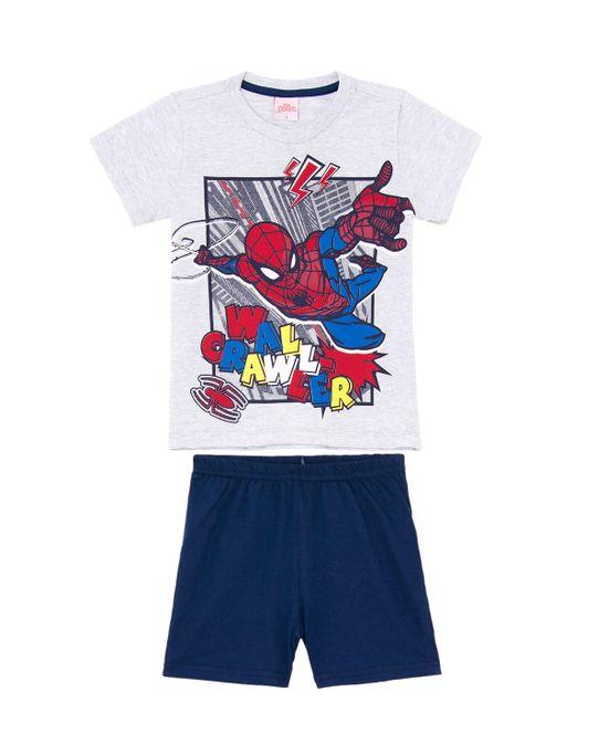 Pijama-Infantil-Masculino-Marvel-Algodao-Spiderman