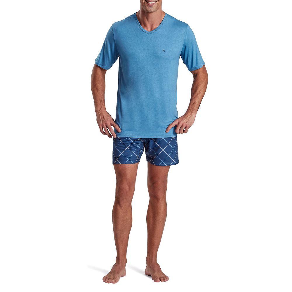 Pijama-Masculino-Recco-Viscolycra-Short-Touch