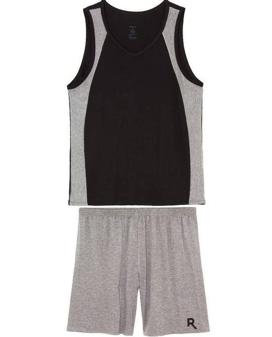 Pijama-Regata-Masculino-Recco-Viscolycra-Recortes