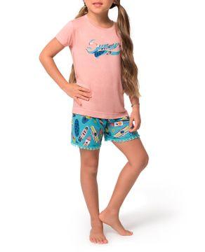 Pijama-Infantil-Feminino-Toque-Viscolycra-Pranchas