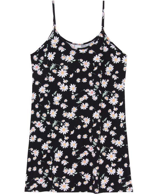 Camisola-Plus-Size-Lua-Encantada-Alca-Algodao-Floral
