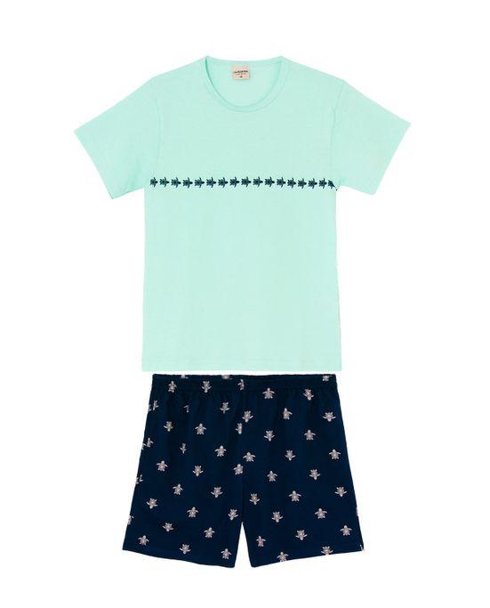 Pijama-Infantil-Masculino-Lua-Encantada-Tartarugas