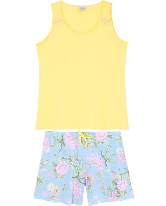 Bermudoll-Plus-Size-Lua-Encantada-Regata-Floral