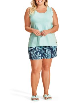 Bermudoll-Plus-Size-Lua-Encantada-Regata-Tropical