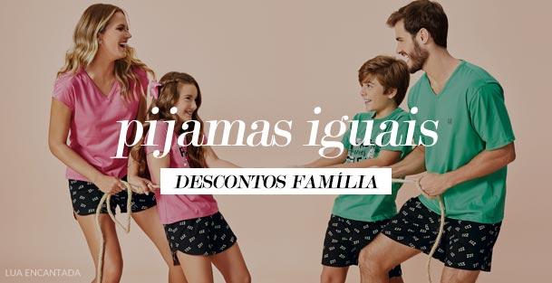 Pijamas Iguais