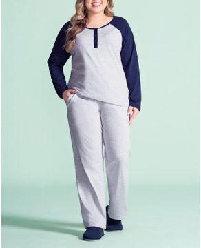 Pijama-Plus-Size-Feminino-Lua-Encantada-Semi-Aberto