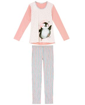 Pijama-Legging-Daniela-Tombini-Peach-Skin-Pinguim