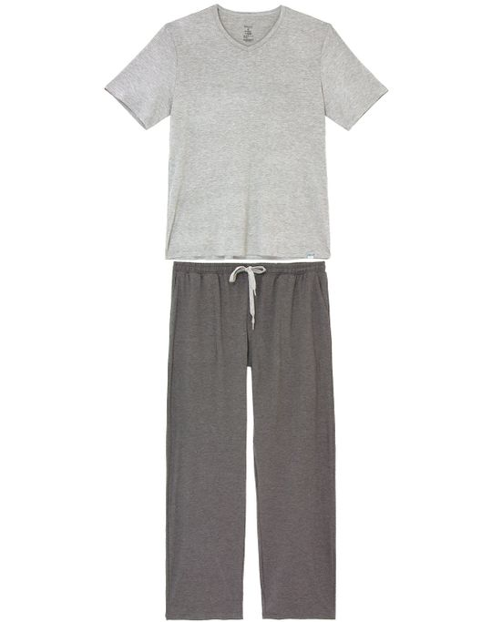 Pijama-Masculino-Manga-Curta-Calca-Recco-Viscolycra