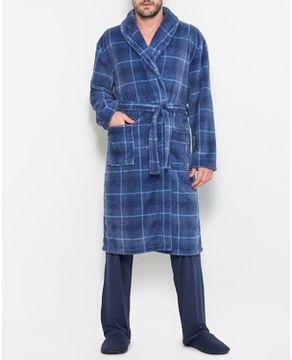 Robe-Masculino-Any-Any-Soft-Xadrez