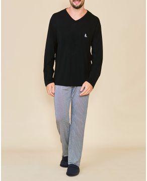 Pijama-Masculino-Lua-Cheia-Viscolycra-Calca-Listras