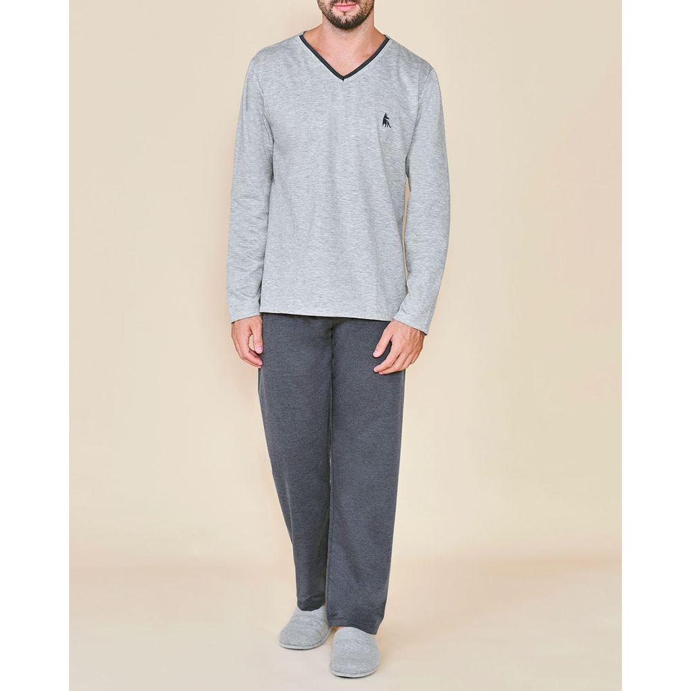 Pijama-Longo-Masculino-Lua-Cheia-Moletinho-Flanelado