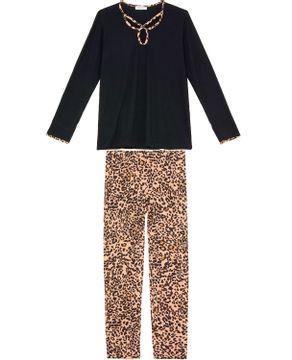 Pijama-Legging-Lua-Cheia-Viscolycra-Onca