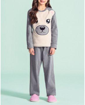 Pijama-Infantil-Feminino-Lua-Encantada-Soft-Urso