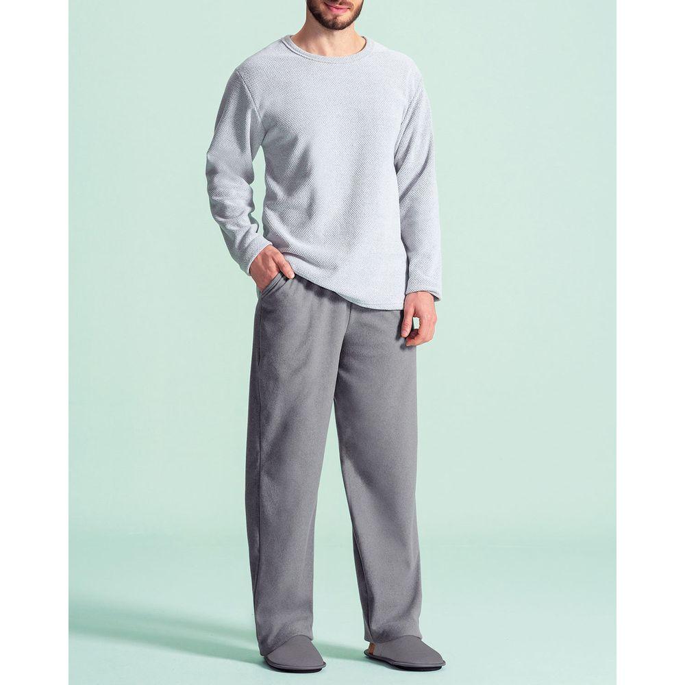 Pijama-Longo-Masculino-Lua-Encantada-Tweed-Soft