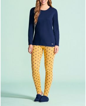 Pijama-Legging-Lua-Encantada-Ribana-Estrelas