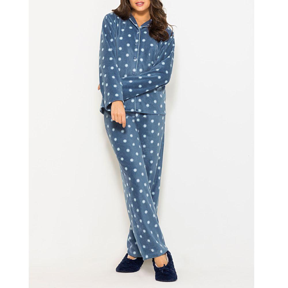 Pijama-Longo-Feminino-Aberto-Any-Any-Soft-Poa