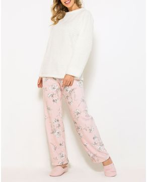 Pijama-Feminino-Any-Any-Soft-Calca-Floral