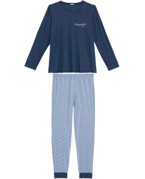 Pijama-Plus-Size-Feminino-Visco-Premium-Any-Any-Beijos