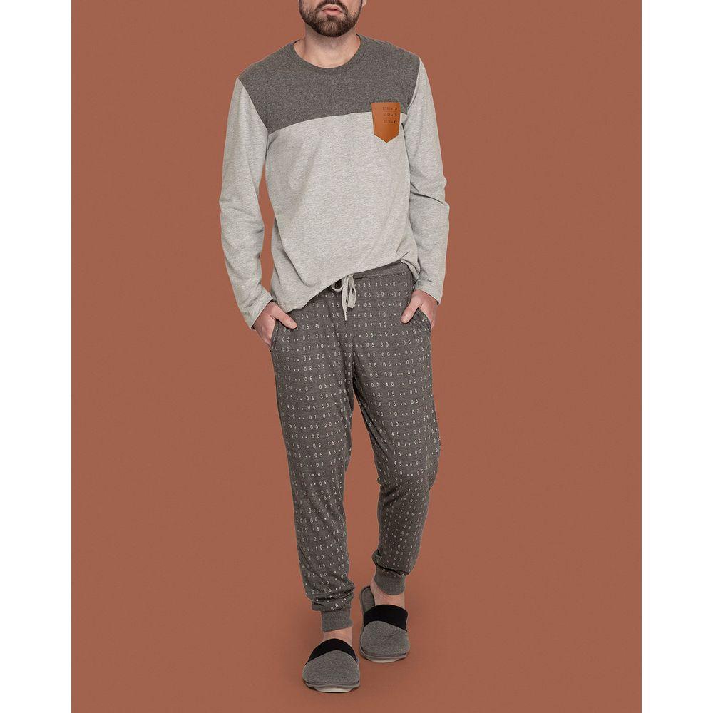 Pijama-Masculino-Lua-Lua-Malha-Touch-Calca-Horas