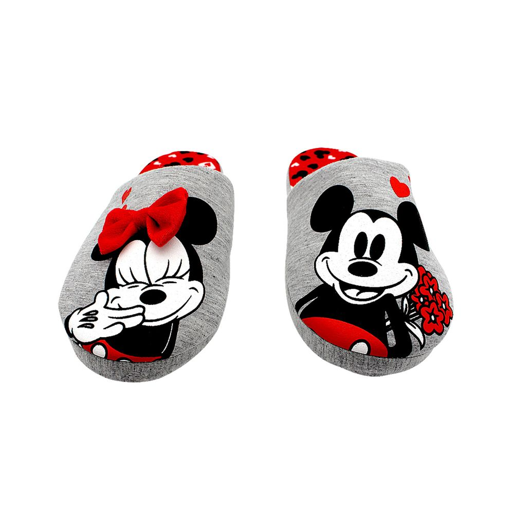 Chinelo-de-Quarto-Mickey---Minnie-Zona-Criativa