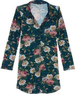 Camisao-Aberto-Toque-Viscolycra-Floral-Martingale