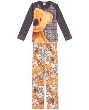 Pijama-Feminino-Toque-Molecotton-Calca-Modal-Urso