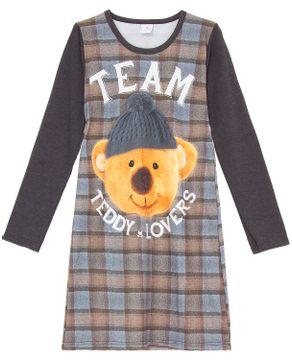 Camisao-Manga-Longa-Toque-Molecotton-Urso-Xadrez