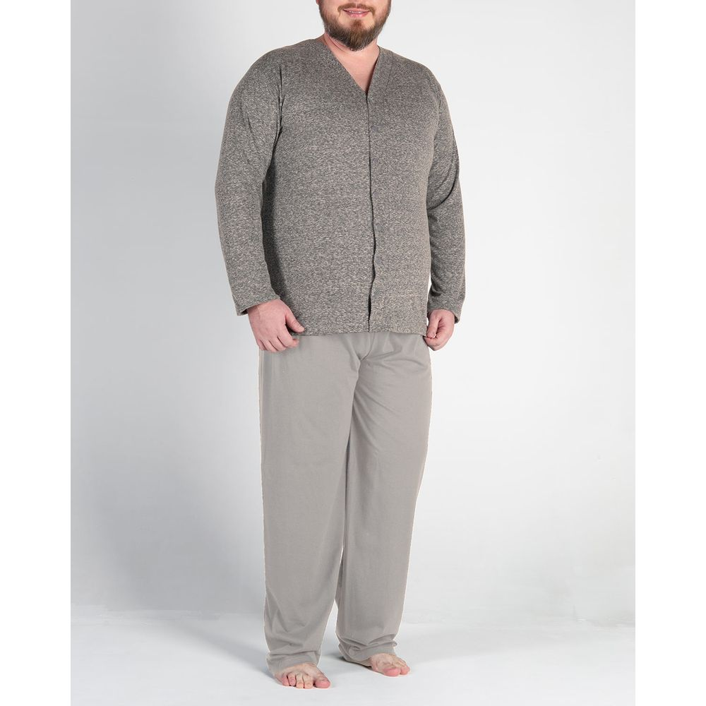 Pijama-Plus-Size-Masculino-Aberto-Toque-Malha-Beneton