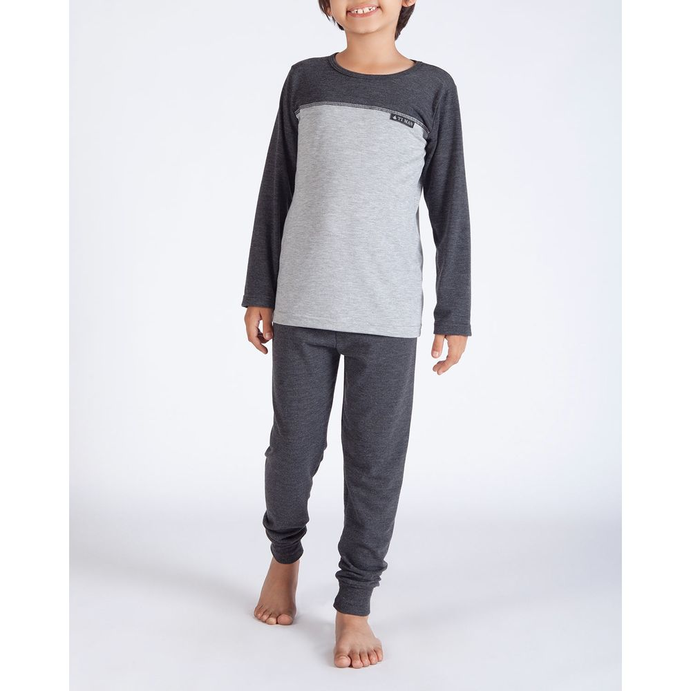 Pijama-Infantil-Masculino-Toque-Malha-Mescla-Recorte