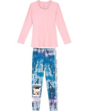 Pijama-Legging-Recco-Viscolycra-Malha-Touch-Dog