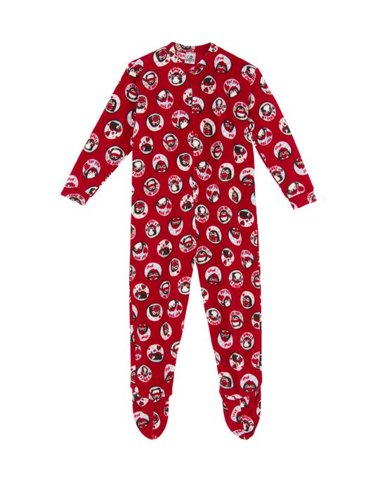 Macacao-Infantil-com-Pe-Papa-s-Wave-Soft-Pinguins